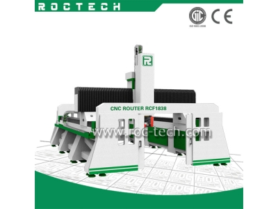 CNC ROUTER 5-AXIS RCF1838