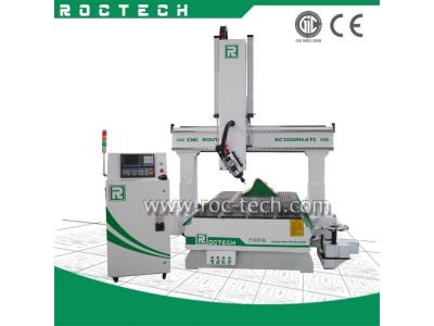 4 AXIS CNC ROUTER RC1325RH-ATC