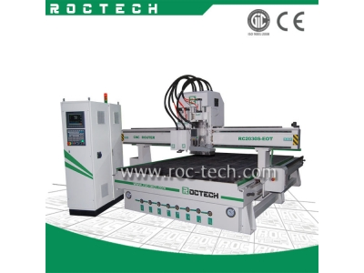 MULTIFUNCTIONAL CNC ROUTER RC2030S-EOT