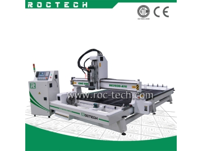 3 AXIS CNC ROUTER RC2030-ATC