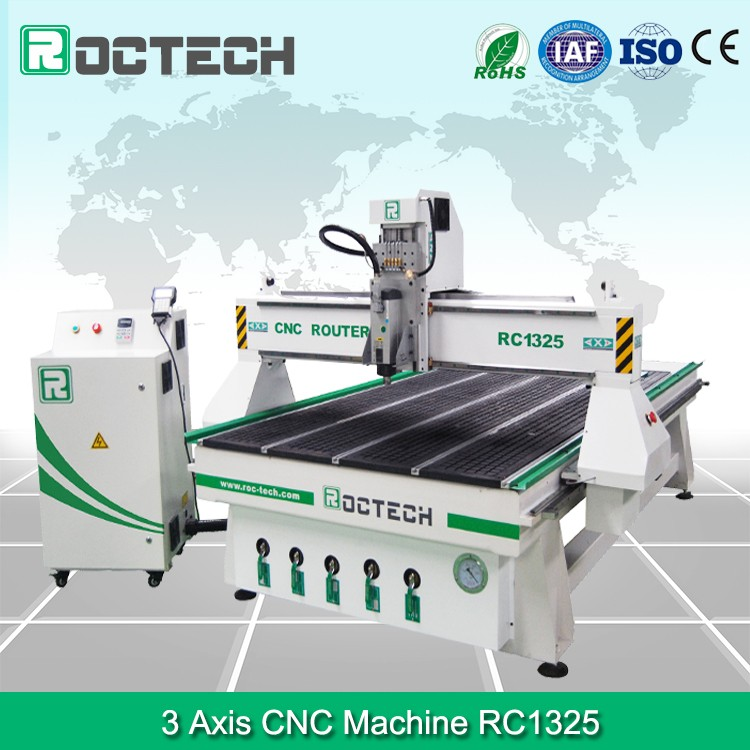 Wood Cnc Router Rc 1325 Woodworking Machine For Sale Roctech