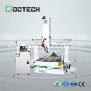 4 axis cnc router RC 1325RH-A